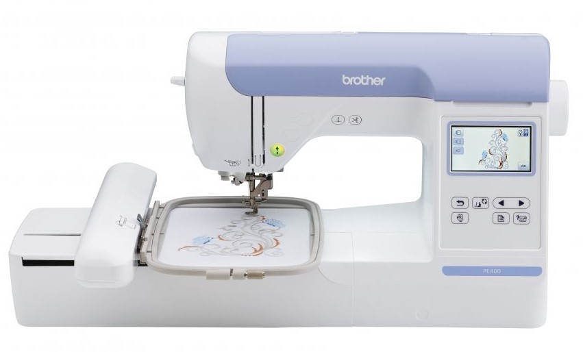 "Brother PE800 5""x7"" Embroidery Machine"