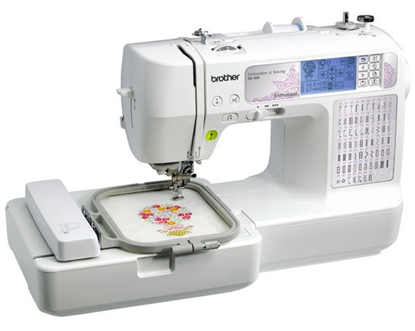 Brother SE400 Sewing & Embroidery Machine
