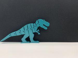 3D Flexi Dinosaur
